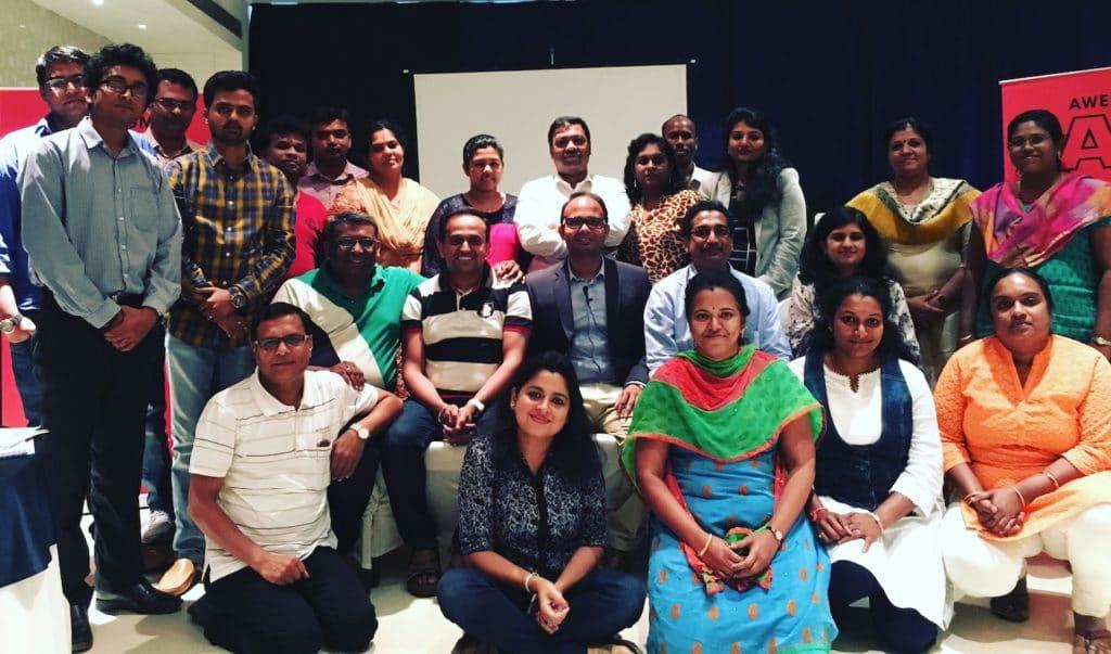 ajaya mishra workshop